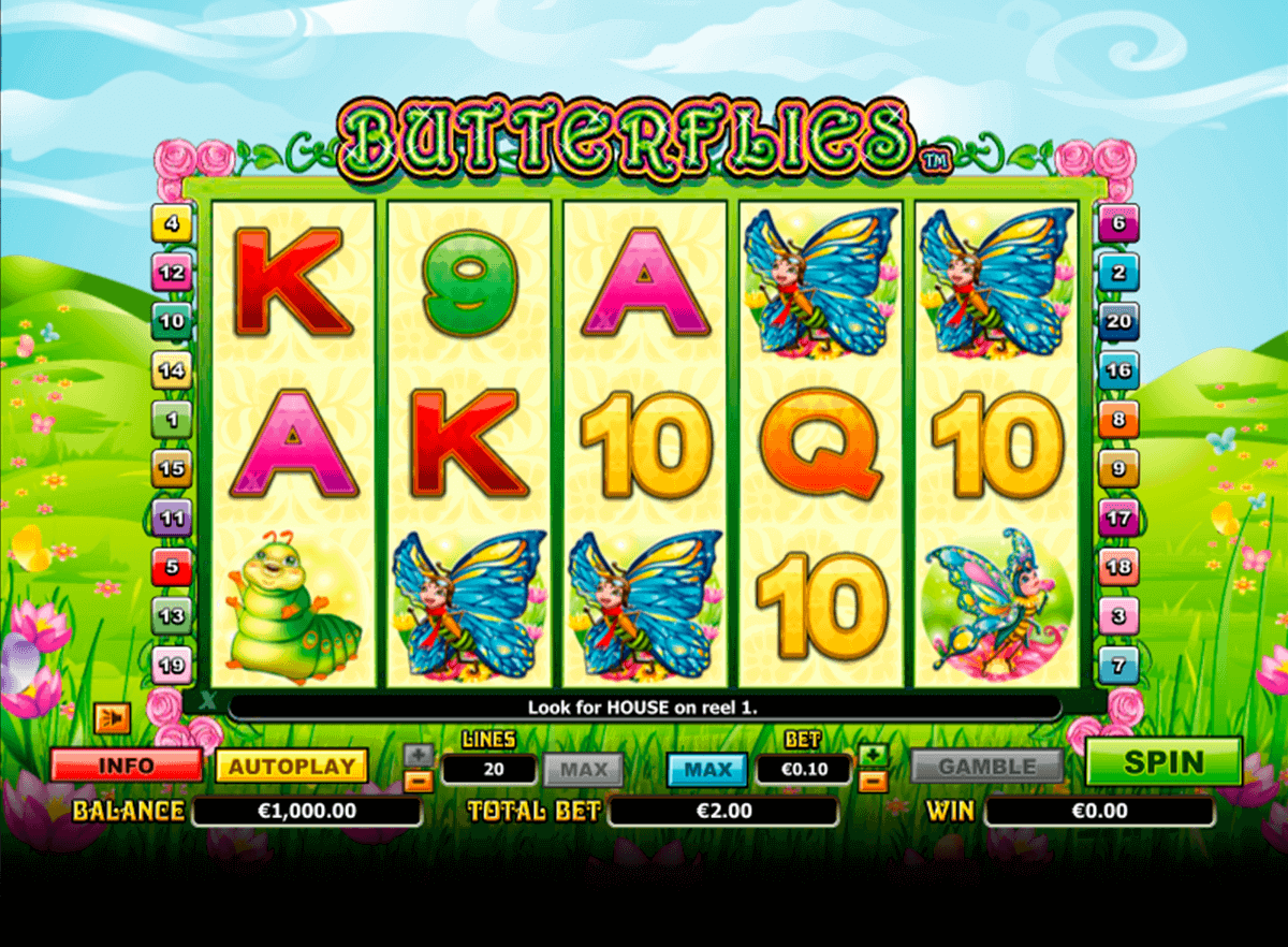 Butterflies Slot Review & Guide for Players Online