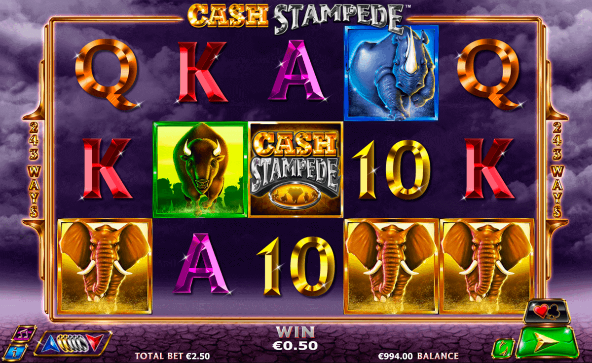 Cash Stampede Slot Review & Guide for Players