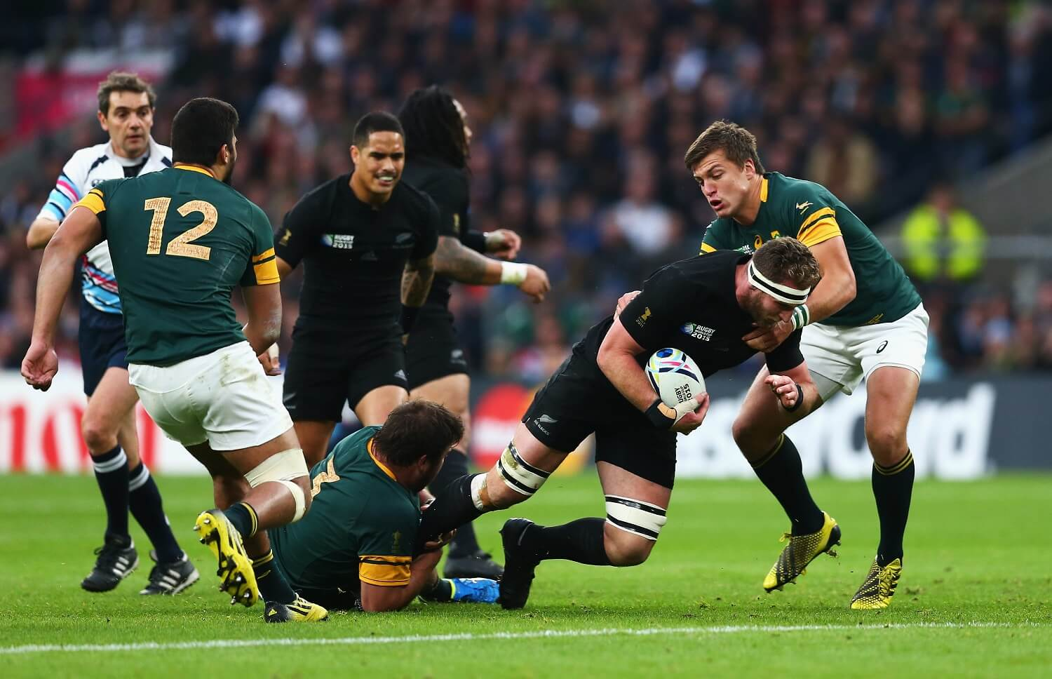 Types of Rugby World Cup Online Betting Markets Available To Players