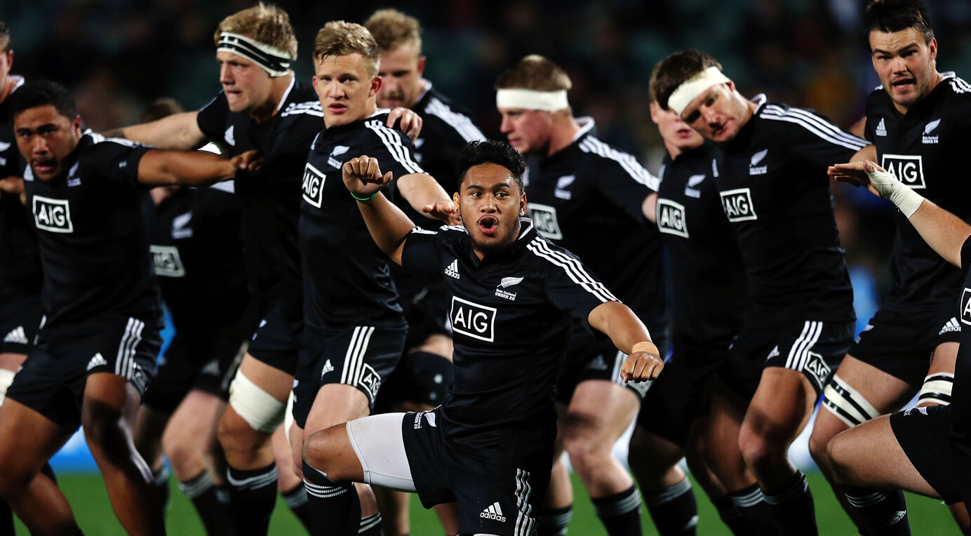 The History of the All Blacks Rugby Team in New Zealand